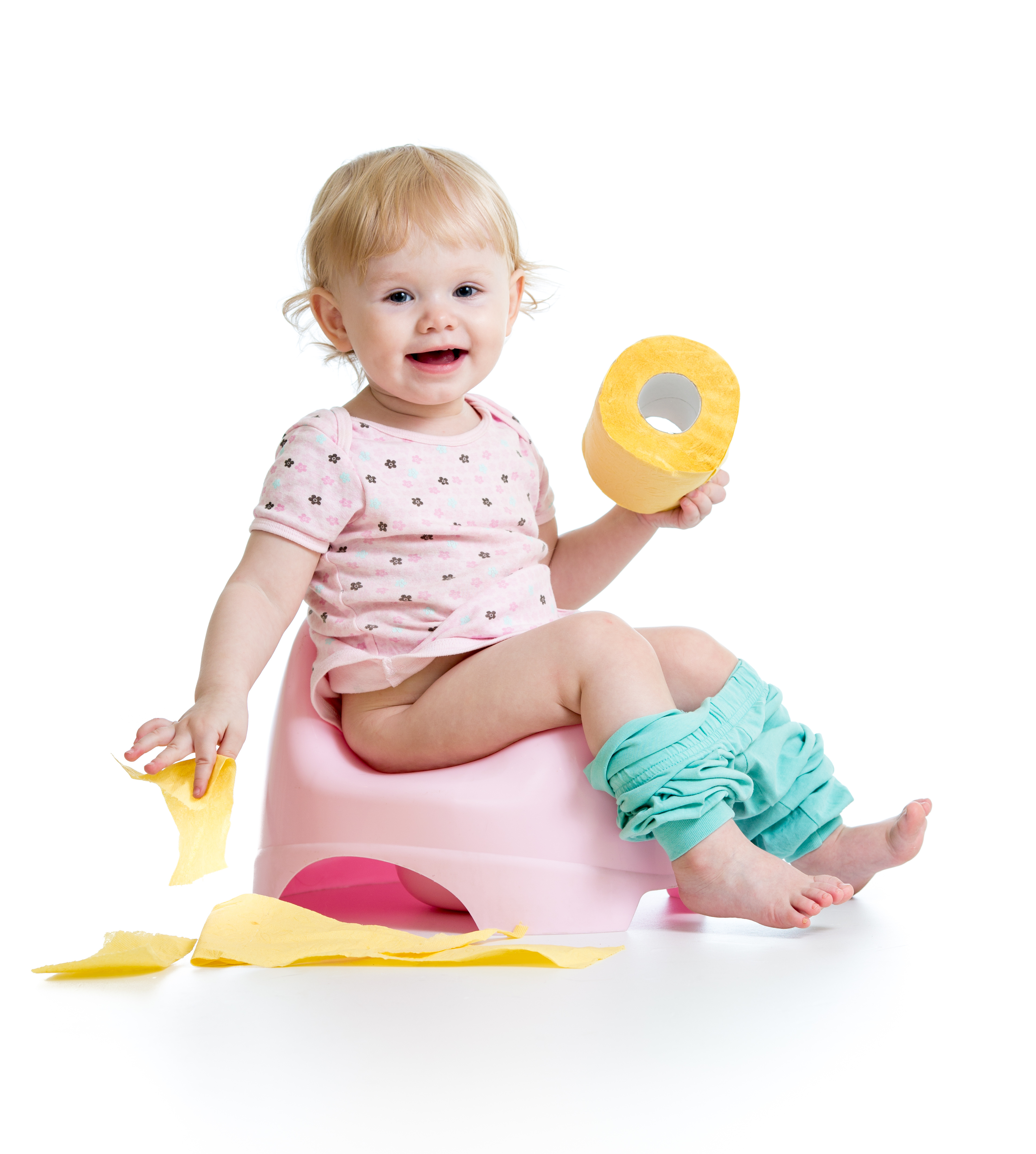 Potty training with baby signs up
