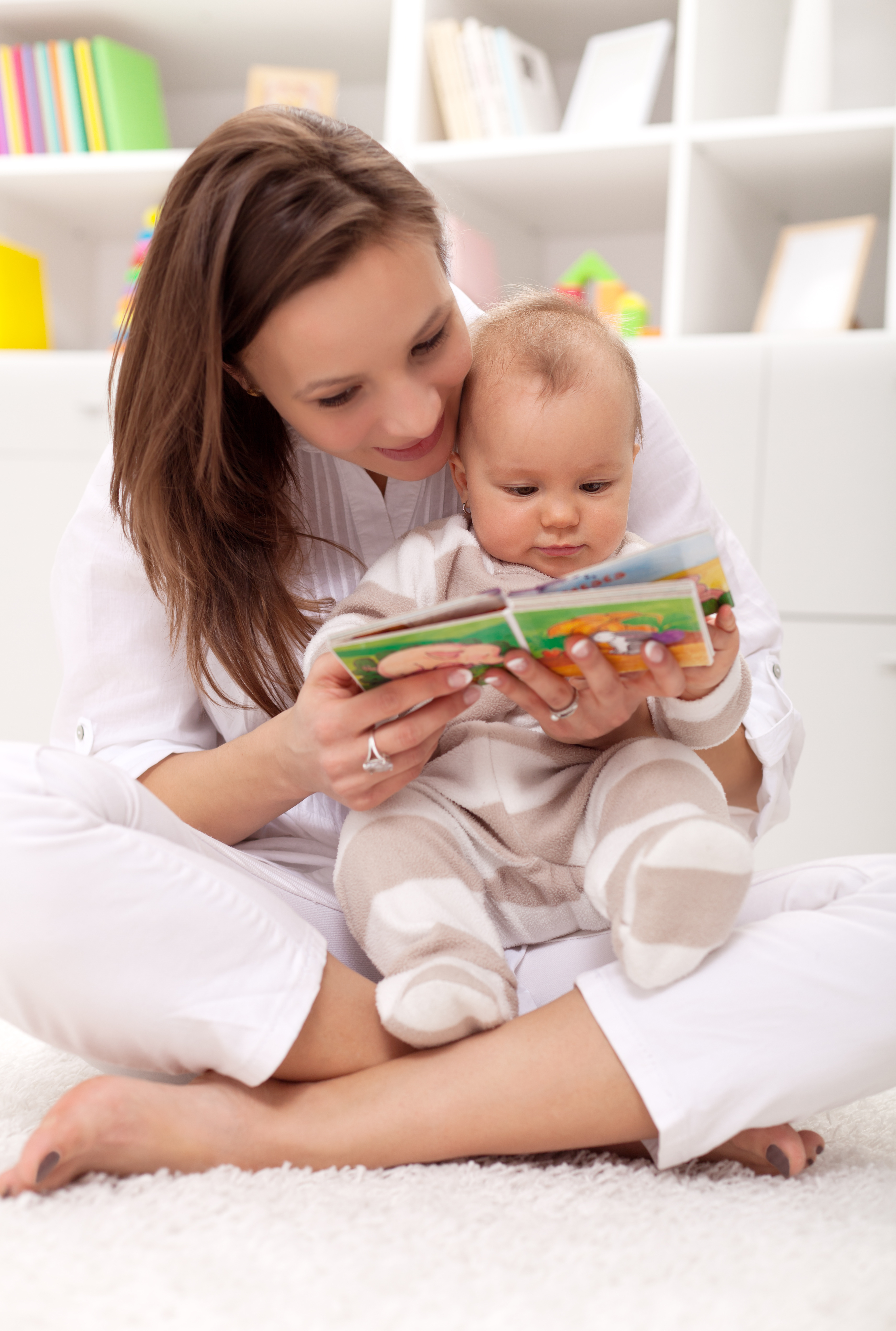 Read To Me Great Books And Tips For Reading To Baby Stage