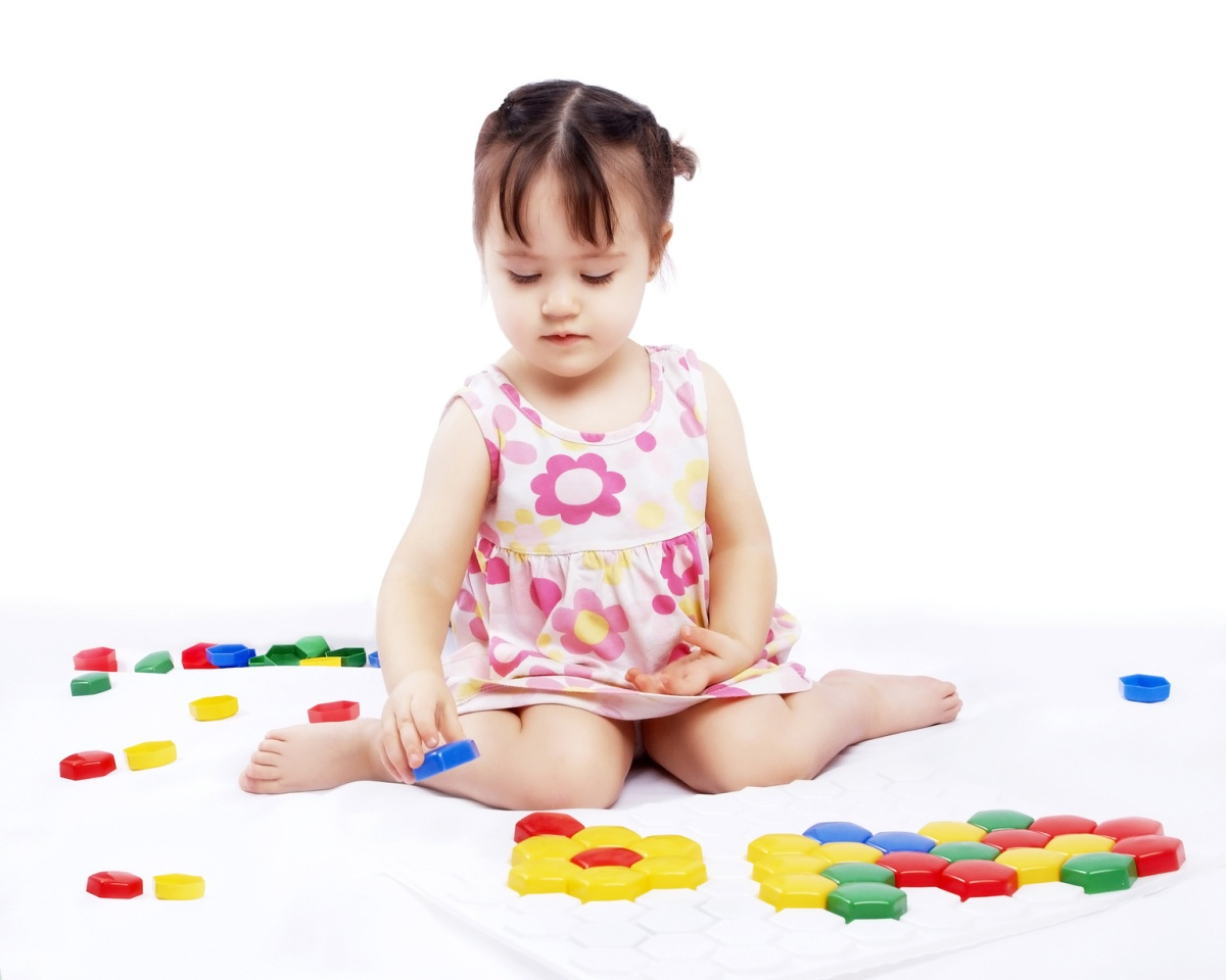 Activity Centers:  Seeing play at home from a new perspective