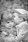 Kiss and make up...