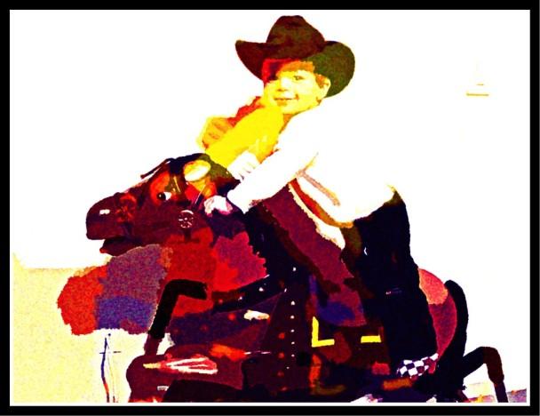 jack on horse